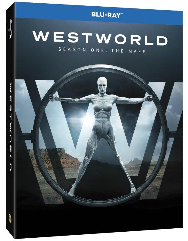 Westworld 1. série (3BLU-RAY) - HBO seriál
