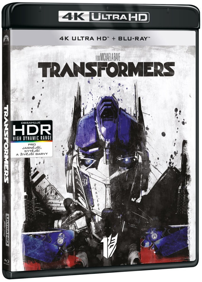 Transformers (4K ULTRA HD+BLU-RAY) (2BLU-RAY)