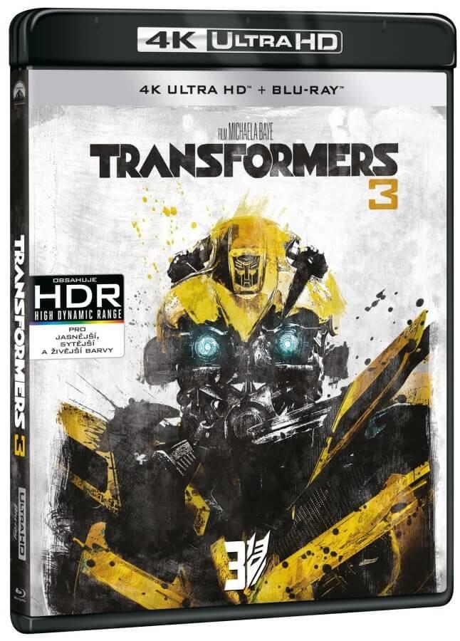 Transformers 3 (UHD+BLU-RAY) (2BLU-RAY)