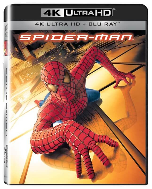 Spider-Man (4K ULTRA HD+BLU-RAY) (2 BLU-RAY)