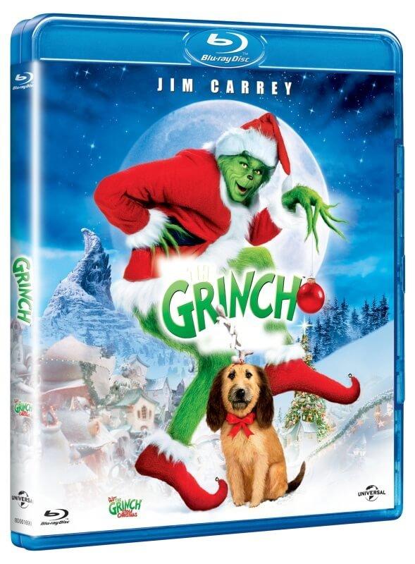 Grinch (BLU-RAY)