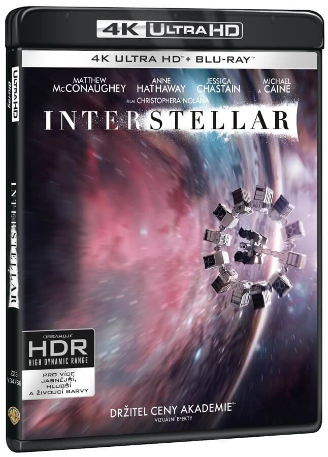 Interstellar (UHD+BLU-RAY+BD BONUS) (3 BLU-RAY)
