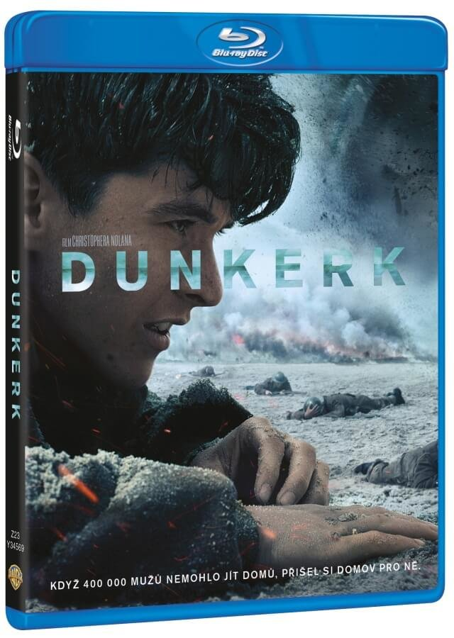 Dunkerk (BD+BONUS DISK) (2 BLU-RAY)