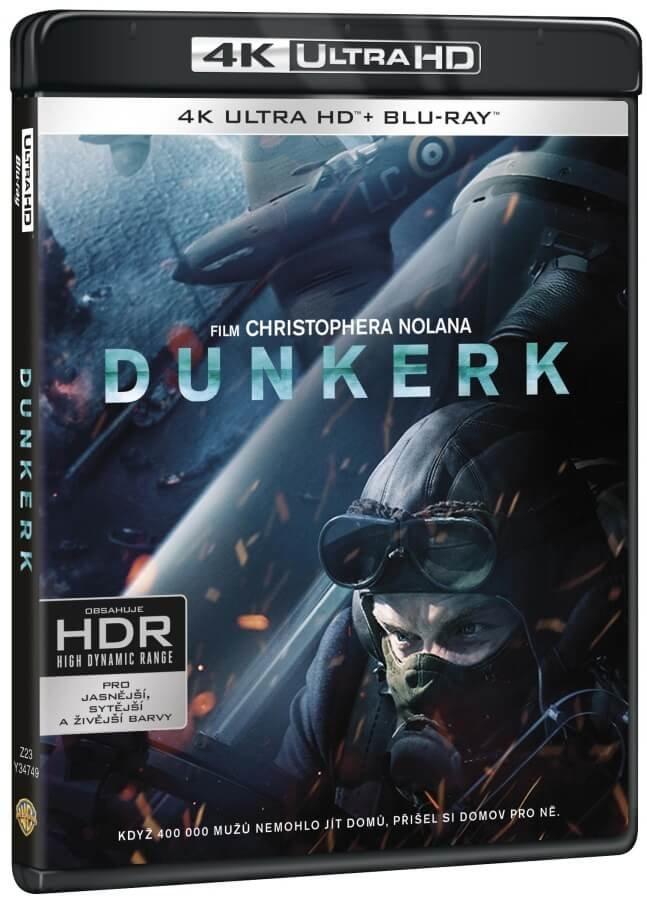 Dunkerk (UHD+BD+BONUS DISK) (3 BLU-RAY)