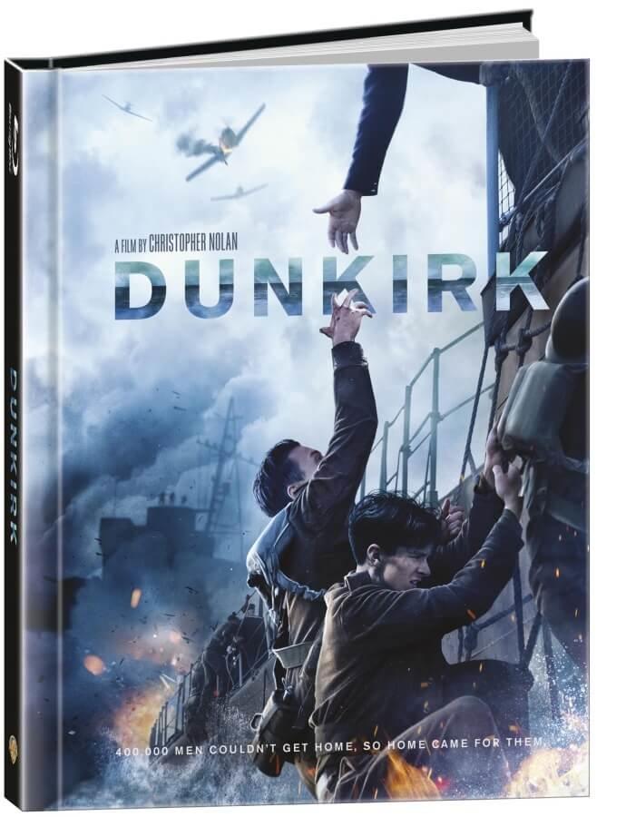 Dunkerk (BD+BONUS DISK) (2 BLU-RAY) - DIGIBOOK