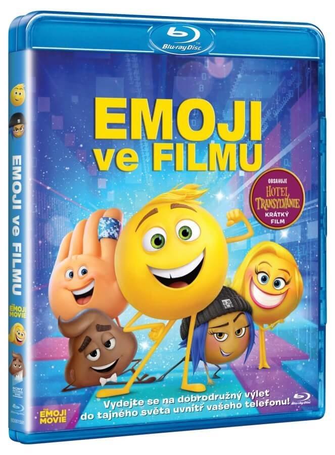 Emoji ve filmu (BLU-RAY)