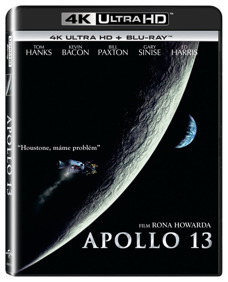 Apollo 13 (UHD+BLU-RAY) (2 BLU-RAY)
