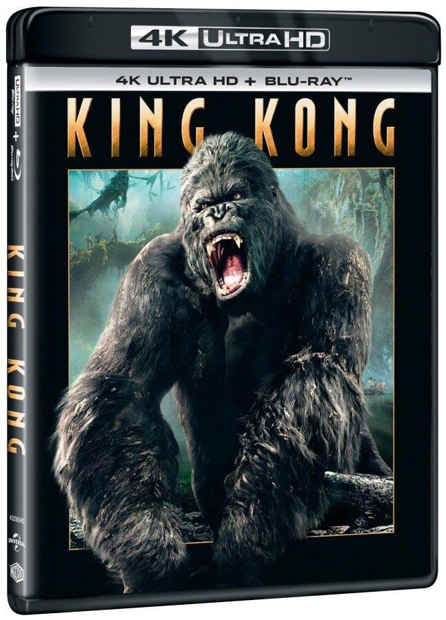 King Kong (2005) (4K ULTRA HD+BLU-RAY) (2 BLU-RAY)