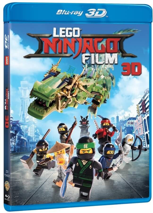 LEGO Ninjago FILM (2D+3D) (2 BLU-RAY)