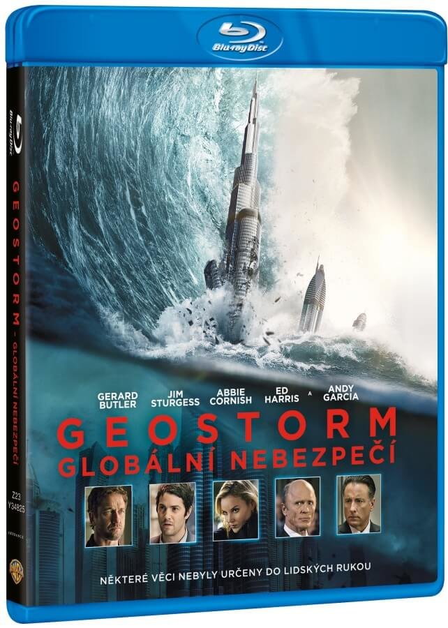 Geostorm: Globální nebezpečí (BLU-RAY)
