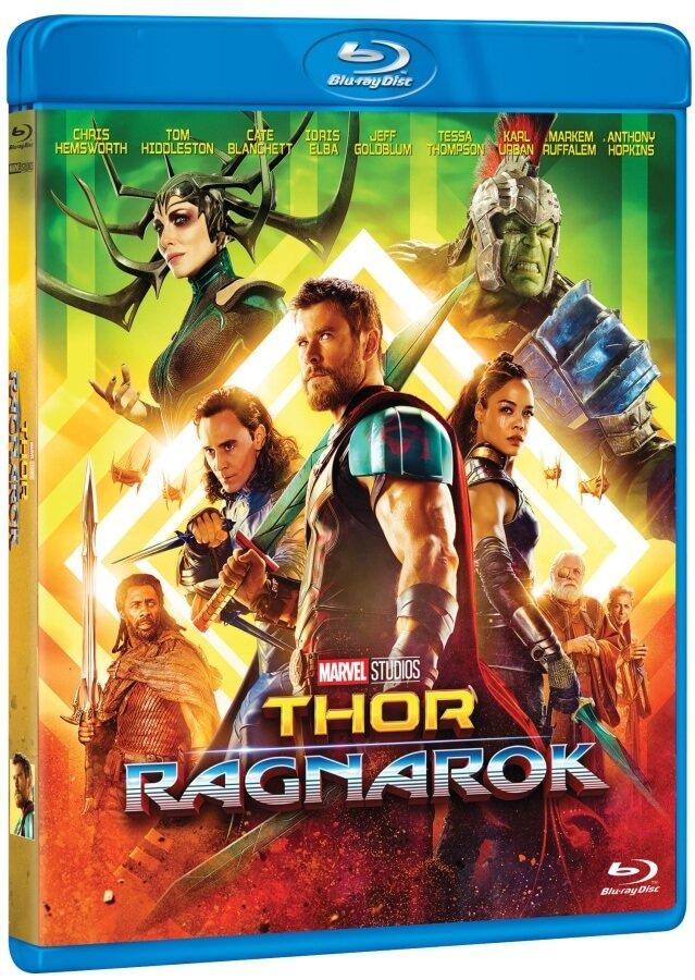 Thor 3: Ragnarok (BLU-RAY)