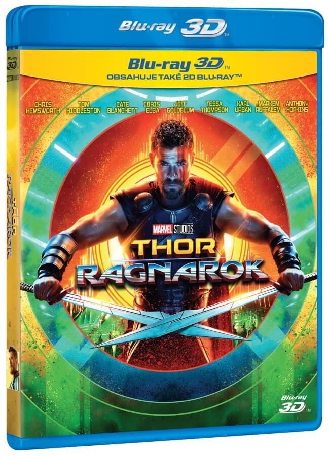 Thor 3: Ragnarok (2D+3D) (2 BLU-RAY)