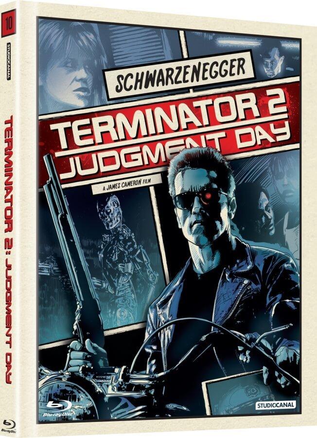Terminator 2: Den zúčtování (BLU-RAY) - DIGIBOOK