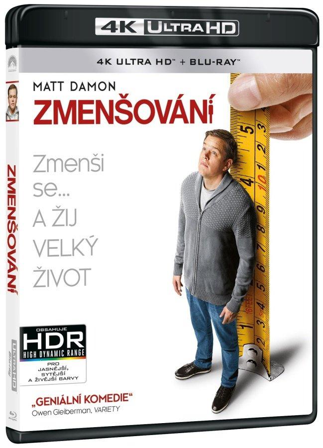 Zmenšování (UHD+BD) (2 BLU-RAY)