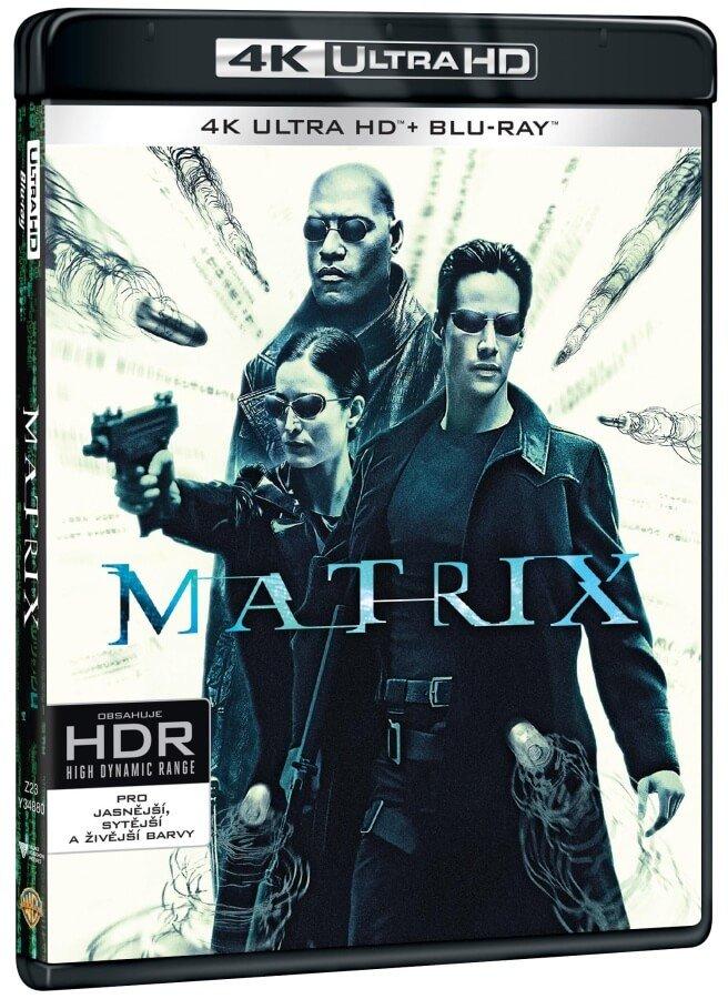 Matrix (4K ULTRA HD+BLU-RAY+BD BONUS) (3 BLU-RAY)