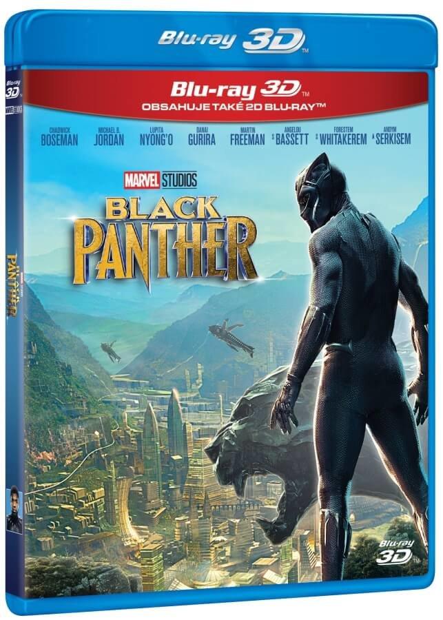 Black Panther (2D+3D) (2 BLU-RAY)