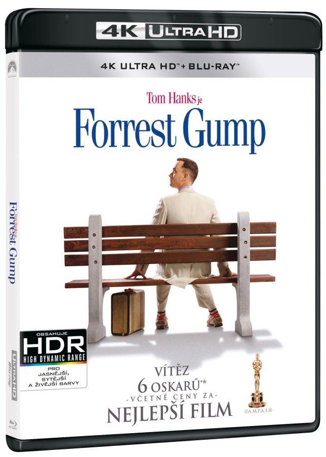 Forrest Gump (UHD+BLU-RAY) (2 BLU-RAY)