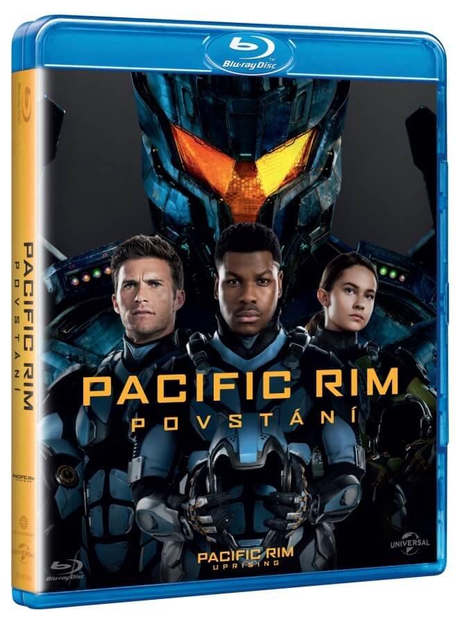 Pacific Rim 2: Povstání (BLU-RAY)