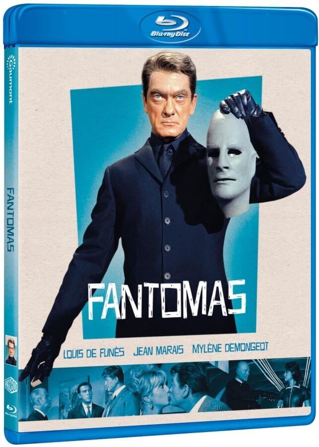 Fantomas (BLU-RAY)