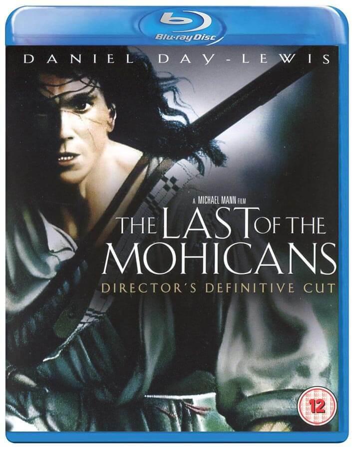Poslední mohykán (BLU-RAY) - Director's Definitive Cut (DOVOZ)