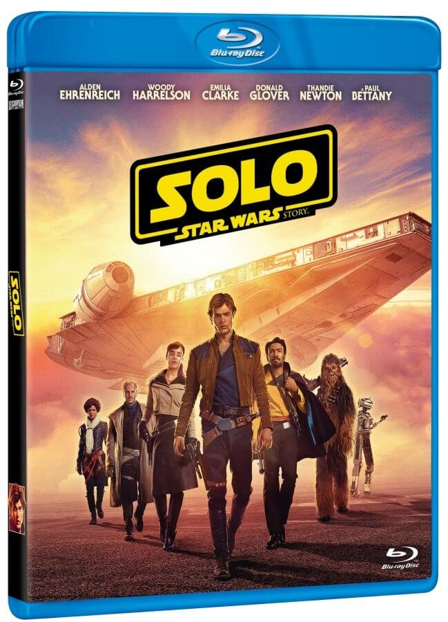 Solo: Star Wars Story (2 BLU-RAY)