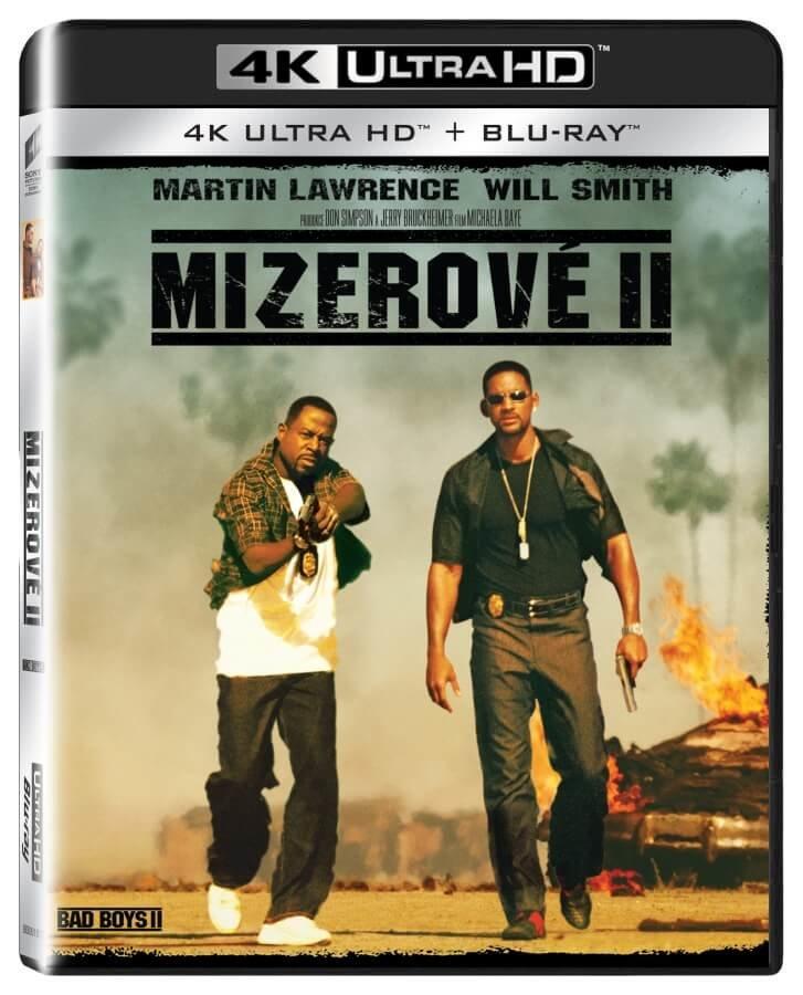 Mizerové 2 (4K ULTRA HD+BLU-RAY) (2 BLU-RAY)