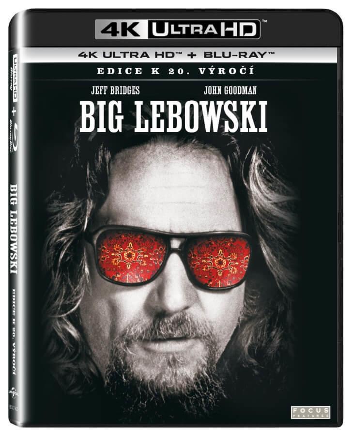 Big Lebowski (4K ULTRA HD+BLU-RAY) (2 BLU-RAY)