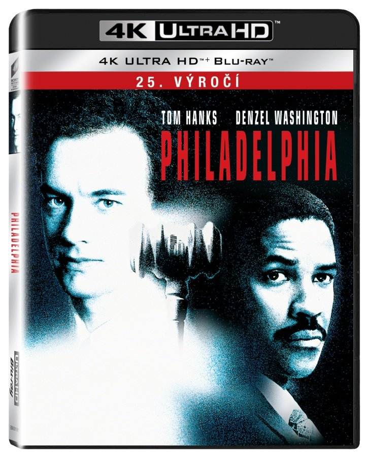 Philadelphia (4K ULTRA HD+BLU-RAY) (2 BLU-RAY)