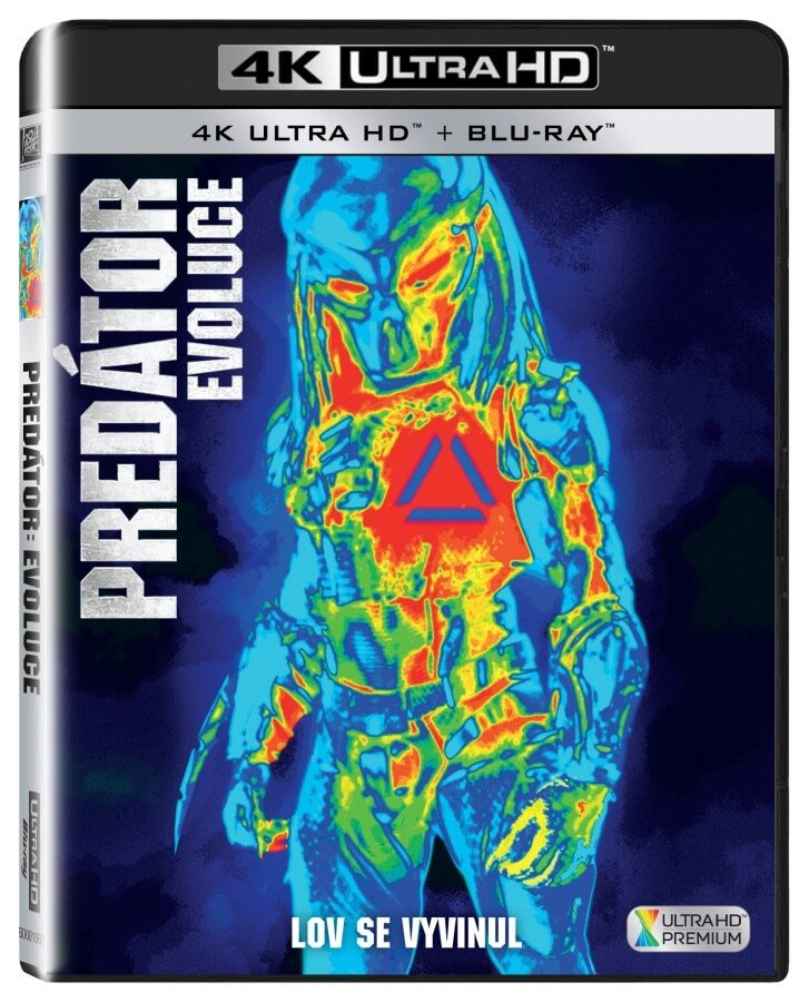 Predátor: Evoluce (4K ULTRA HD+BLU-RAY) (2 BLU-RAY)