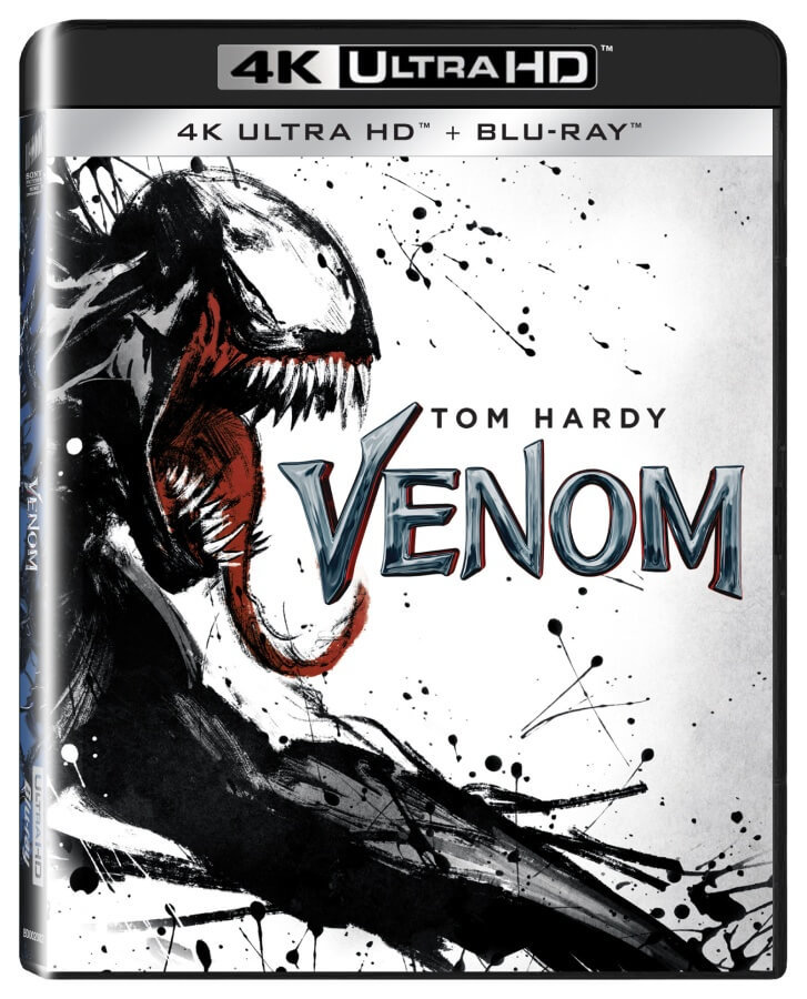 Venom (4K ULTRA HD+BLU-RAY) (2 BLU-RAY)
