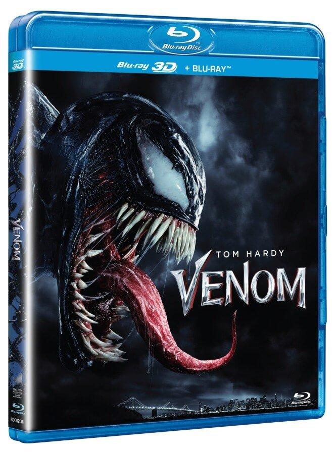 Venom (2D+3D) (2 BLU-RAY)