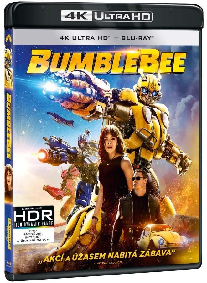Bumblebee (4K ULTRA HD+BLU-RAY) (2 BLU-RAY)