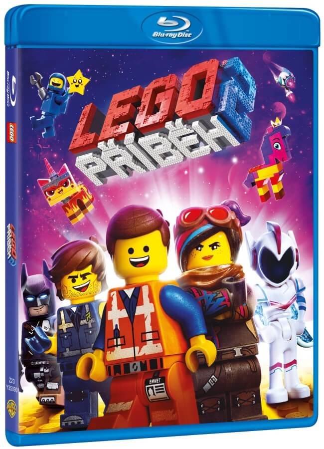 LEGO příběh 2 (BLU-RAY)