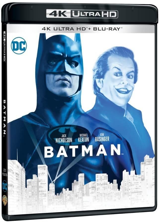 Batman (4K ULTRA HD+BLU-RAY) (2 BLU-RAY)