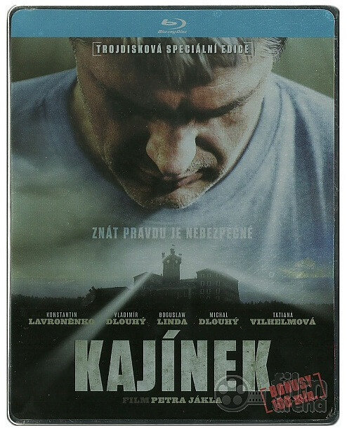 Kajínek (BLU-RAY+DVD BONUS+CD SOUNDTRACK) - steelbook