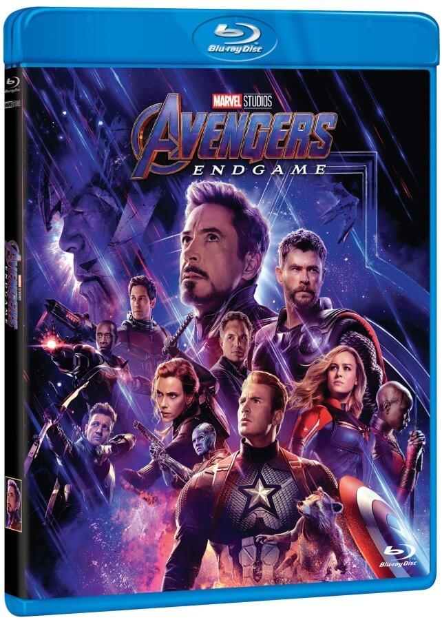 Avengers 4: Endgame (2 BLU-RAY)