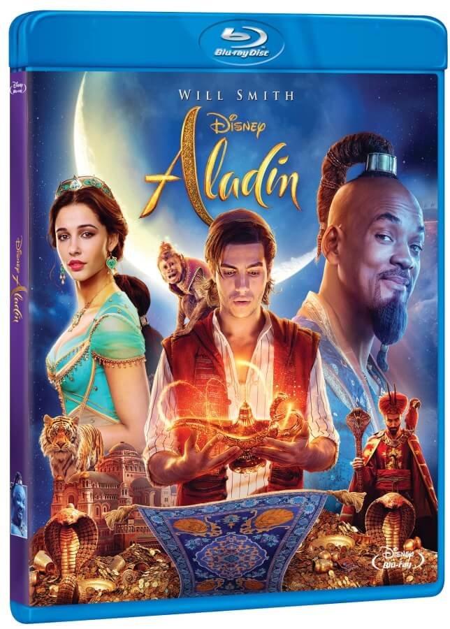 Aladin (2019) (BLU-RAY) - nové filmové zpracování