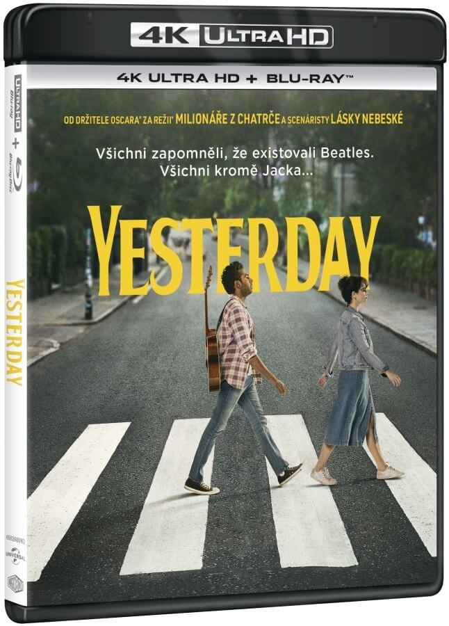 Yesterday (4K ULTRA HD + BLU-RAY) (2 BLU-RAY)