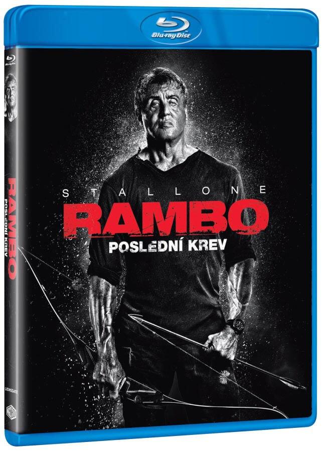 Rambo 5: Poslední krev (BLU-RAY)