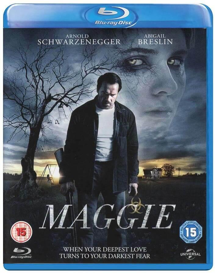 Maggie (BLU-RAY) - DOVOZ