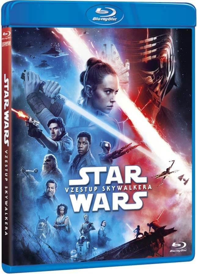 Star Wars 9: Vzestup Skywalkera (2 BLU-RAY)