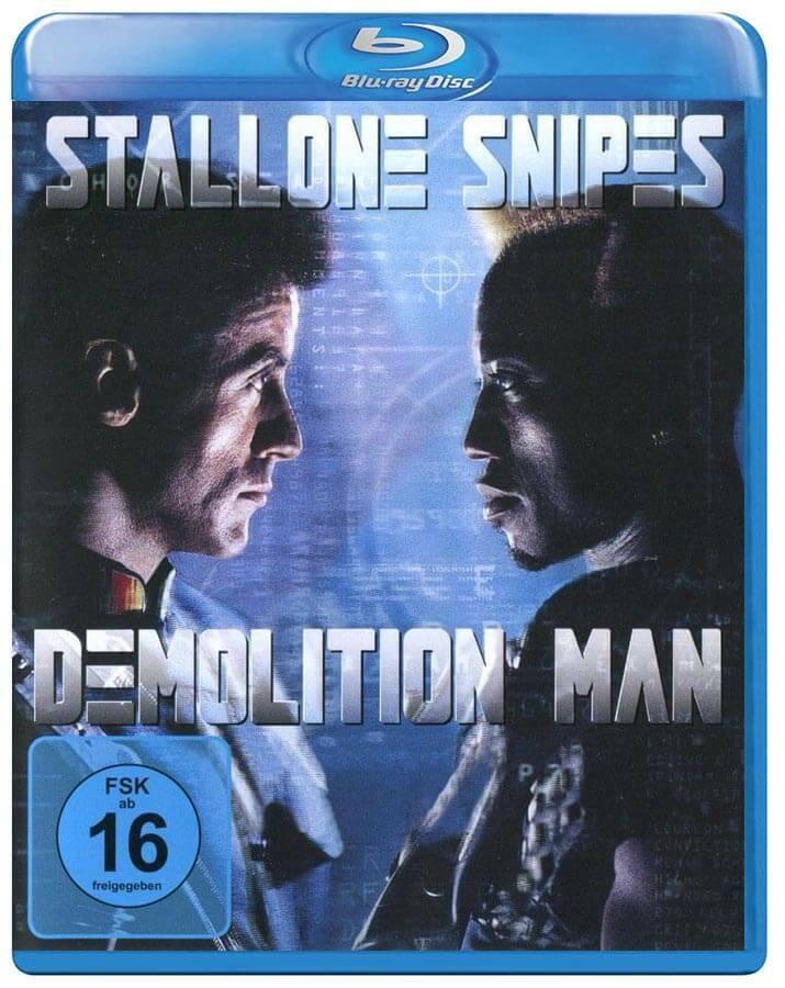 Demolition Man (BLU-RAY) - DOVOZ