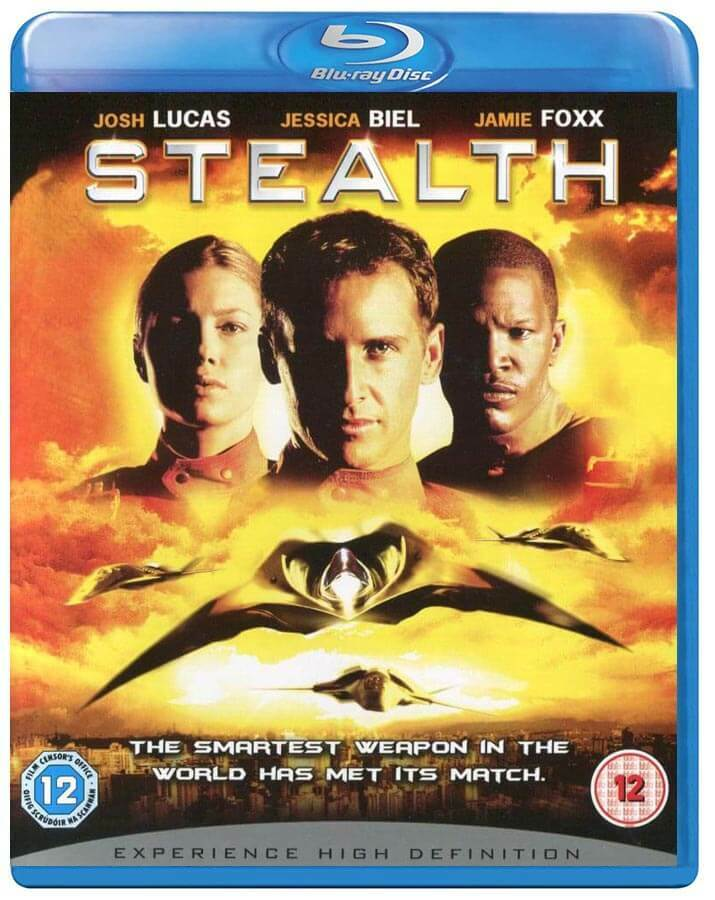 Stealth: Přísně tajná mise (BLU-RAY) - DOVOZ