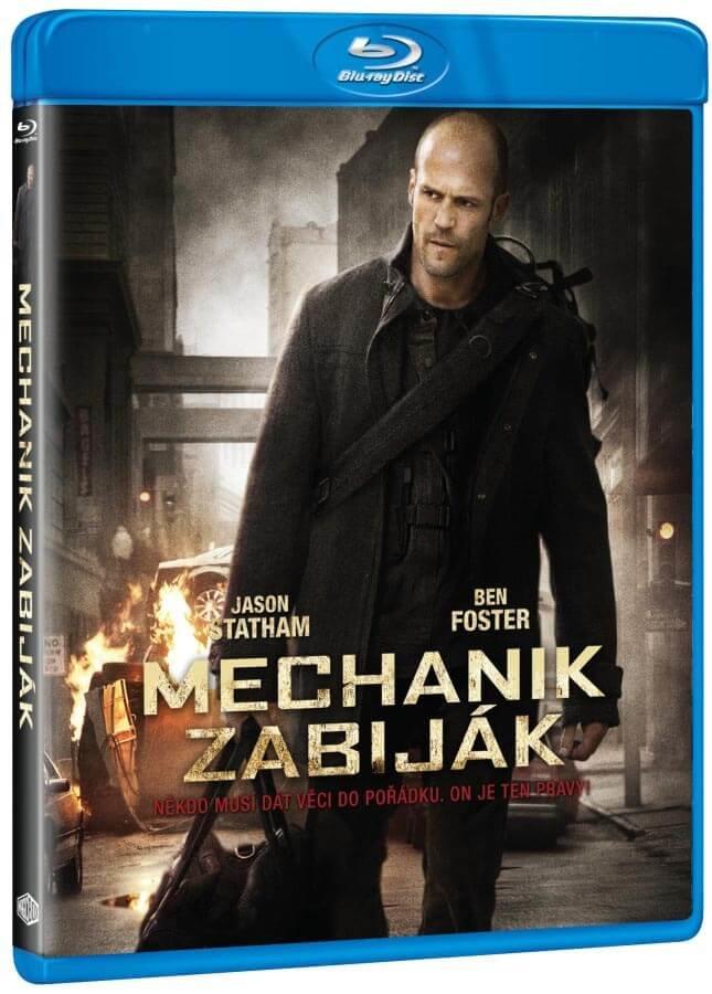 Mechanik zabiják (2011) (BLU-RAY)