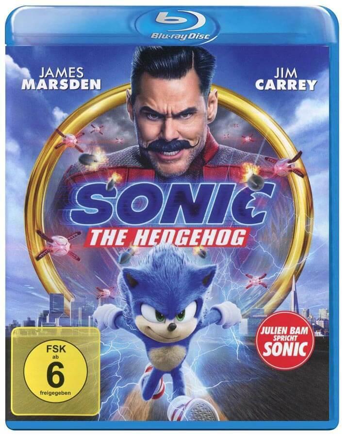 Ježek Sonic (BLU-RAY) - DOVOZ