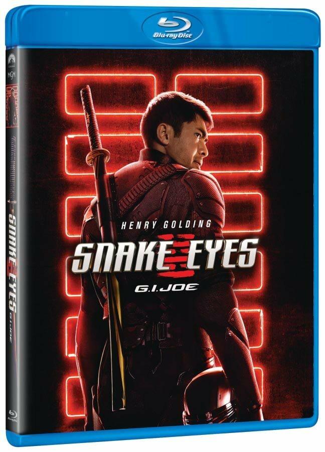 G.I. Joe 3: Snake Eyes (BLU-RAY)