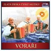Voraři (CD) - zlatá deska České muziky