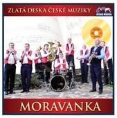 Moravanka (CD) - zlatá deska České muziky