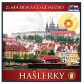 Hašlerky (CD) - zlatá deska České muziky