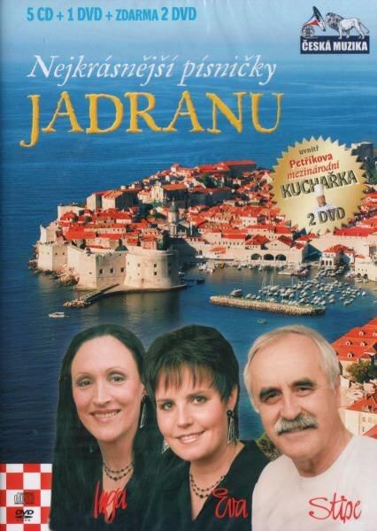 Nejkrásnější písničky JADRANU (5xCD+1xDVD+2xDVD BONUS)